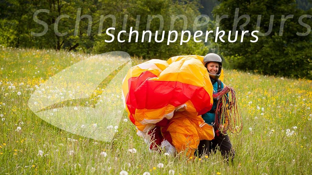 Schnupperkurs-Gleitschirmfliegen-Penzberg