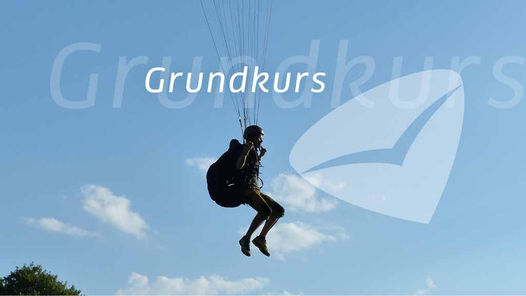 paragliding lernen